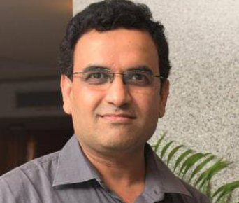 Photo of Girish Chinnaswamy