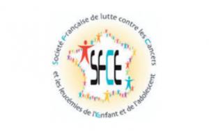 Société Française de Lutte contre les Cancers et Leucémies de l'Enfant et de l'Adolescent logo
